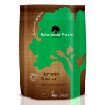 Chlorella BIO 200g (proszek) Rainforest Foods