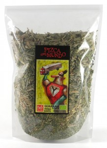 Yerba Mate Guarana Power BIO 500g