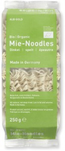 Makaron orkiszowy Noodle BIO 250g Alb Gold