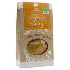 Eko curry 60g Dary Natury