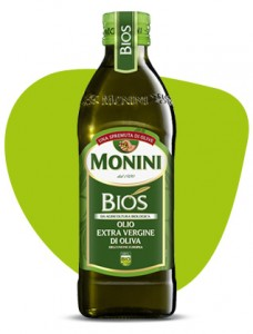 Monini Eko oliwa z oliwek extra virgin BIOS 500ml
