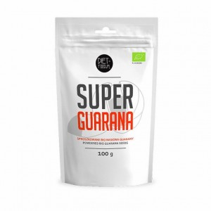 Guarana BIO 100g Diet Food