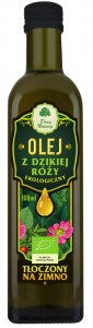 Olej z pestek dzikiej róży Virgin BIO 100ml