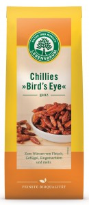 Papryka Chili Bird's Eye BIO 20g Lebensbaum