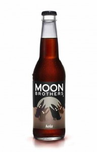 Lemoniada Kola 330ml Moon Brothers