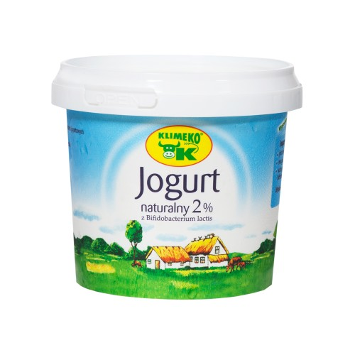 Jogurt 330 ml 2% Klimeko-312