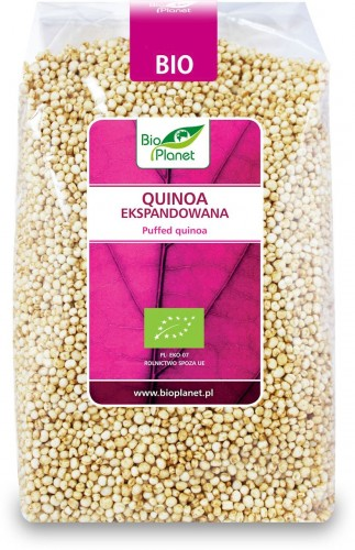 Quinoa ekspandowana BIO 150g Bio Planet-1899