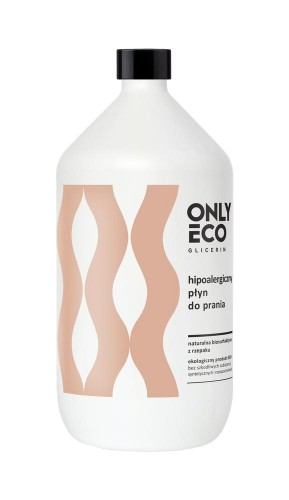Płyn do prania hipoalergiczny 1000ml Only Eco-2556